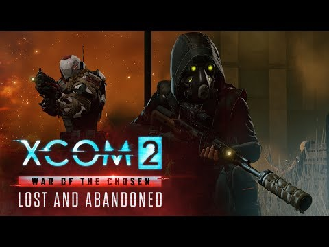 XCOM 2's big DLC begins with the Lost and the Chosen
