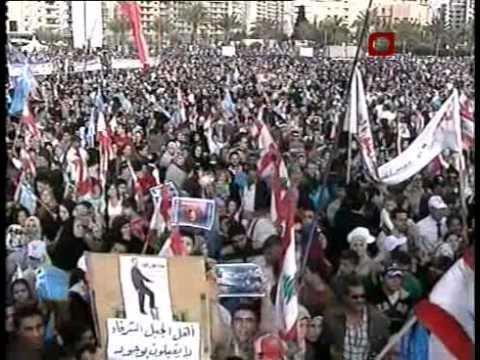 كلمة الرئيس الحريري - طرابلس  18-03-11   Hariri Speech - Tripoli