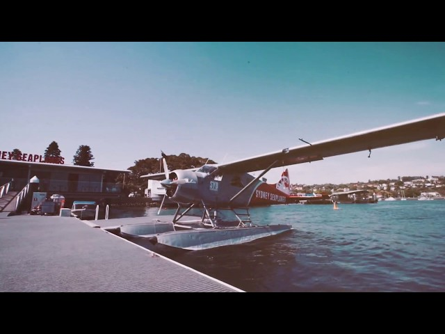 One of a Kind Seaplane Proposal Experience!! | my proposal co x Sydney Seaplanes | Sydney, Australia