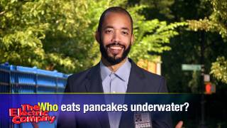 Wyatt Cenac - Who/What - Celeb Cam (The Electric Company)