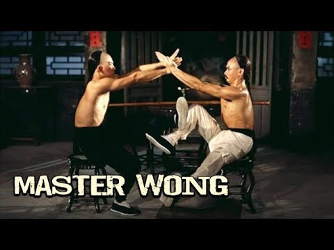 MASTER WONG Ll Chinese Action Movies In English Ll Full Movie Ll Silver Screen