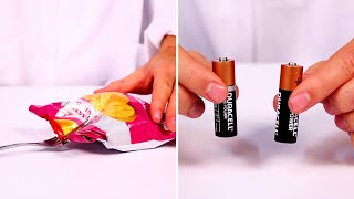 10 LIFE HACKS YOU SHOULD KNOW | Amazing Life Hacks You Can Do At Home