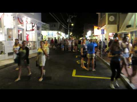 Walking Tour of Provincetown, Cape Cod, Massachusetts, USA