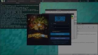HEARTHSTONE auf LINUX installieren 2017 (Ubuntu/Linux Mint)