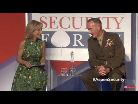 Chairman of the Joint Chiefs of Staff.,Joseph Francis Dunford Jr. on Trump