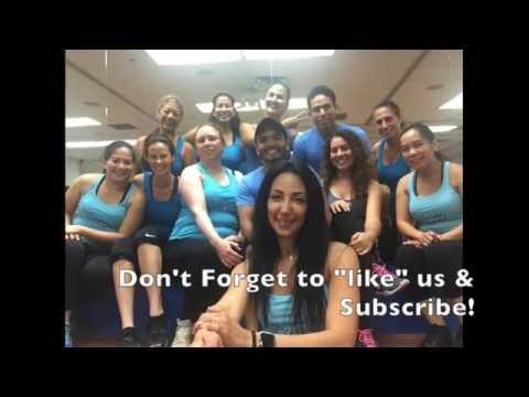 Let It Whip - Dazz Band II Zumba II By Danielle's Habibis