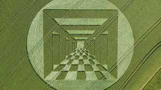 ARCTURIANS EXPLAIN CROP CIRCLES: THEIR PURPOSE AND HOW THEY ARE MADE