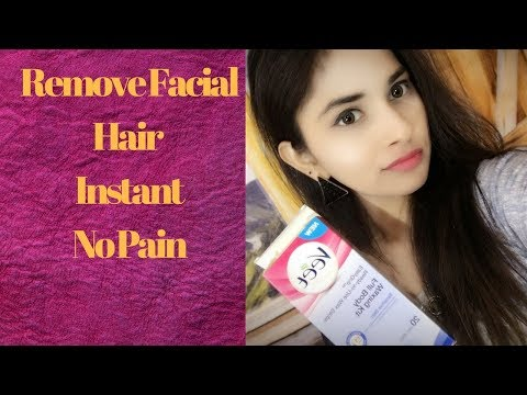 Thumbnail: Remove Facial & Body Hair INSTANTLY at Home | How to Use Veet Wax Strips|