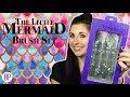 Little Mermaid Makeup Brushes   Hot Topic Makeup Brushes