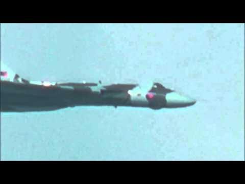 Vulcan Bomber Last Flight