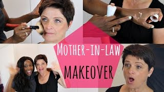 MOTHER-IN-LAW MAKEOVER | AdannaDavid