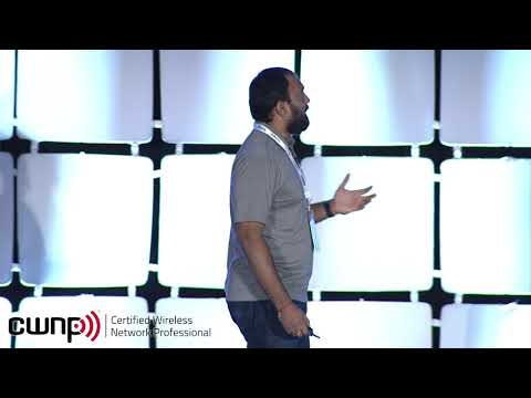 2017 Wi-Fi Trek: Session 11 - Ravi Kiran Gundu (Wi-Fi Don't Let Me Down)
