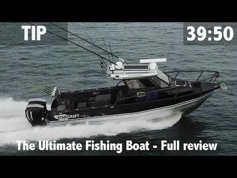 Full Review Of Matt Watson's Ultimate Fishing Boat – Stabicraft 2750