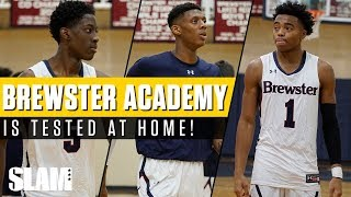 The Brewster Boys get TESTED at Home! Full Recap against Lee Academy | SLAM Highlights