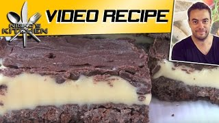 Chocolate Caramel Slice (no Bake) - Nicko's Kitchen