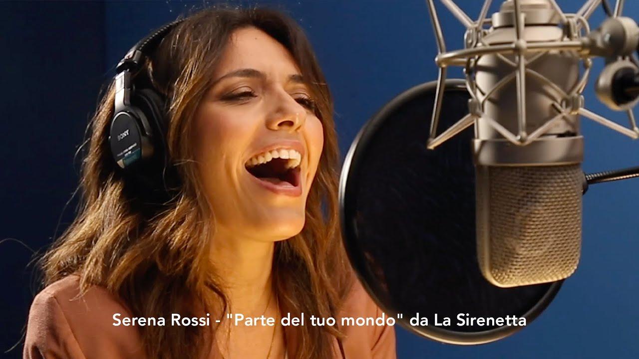 #DisneyMagicMoments: Serena Rossi per Croce Rossa Italiana