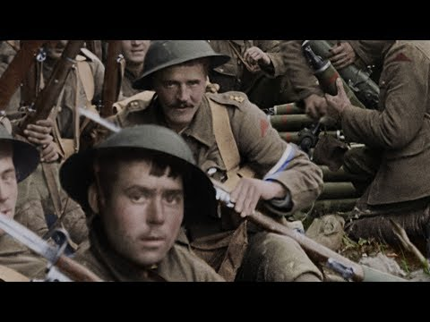 'They Shall Not Grow Old' Trailer