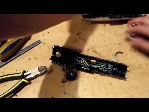 Custom Metal Lightsaber Hilt Built On A Budget