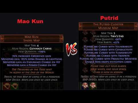 EP 1 ☆ The Putrid Cloister vs Mao Kun ☆ 1 Hour challenge ☆ Path of Exile ☆