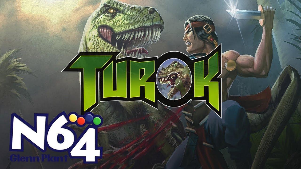 turok dinosaur hunter nintendo 64 review hd youtube