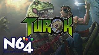 Turok : Dinosaur Hunter - Nintendo 64 Review - HD