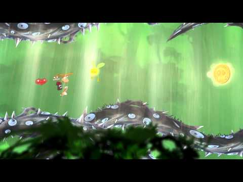 Rayman Jungle Run - Launch Trailer on Android (Official) [UK]