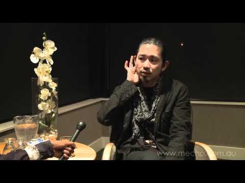 Interview with Akira Isogawa