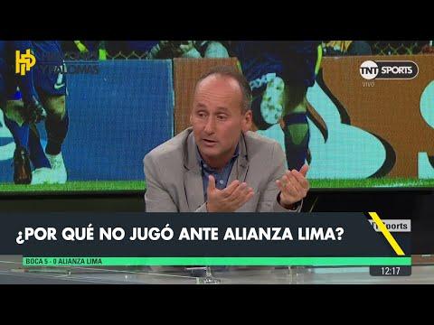 ¿Guillermo le suelta la mano a Barrios?