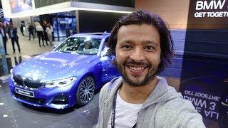 Yeni BMW 3 Serisi G20 ve Mercedes A Serisi Sedan inceledim! Paris Fuarı