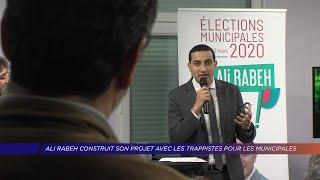 Yvelines | Ali Rabeh construit son projet avec les Trappistes pour les municipales