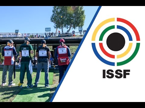 Double Trap Men Final - 2016 ISSF Shotgun World Cup Final in Rome (ITA)