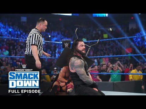 WWE SmackDown Full Episode, 17 January 2020