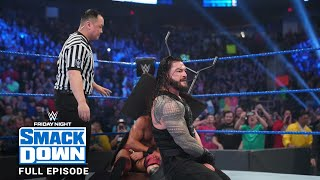 WWE SmackDown Full Episode, 17 January 2020
