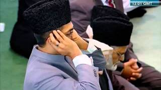 Urdu Friday Sermon 4 November 2011, Blessings of Financial Sacrifice by Ahmadiyya Muslim_clip0.flv