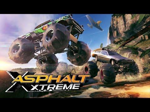 МЕСИМ ГРЯЗЬ ПО БЕЗДОРОЖЬЮ - Asphalt Xtreme (iOS)