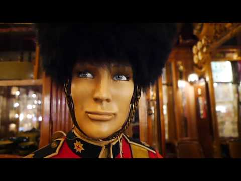 The Craziest Bar In Lisbon - The Chinese Pavilion