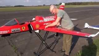 Viper-ende. Jet model RC.