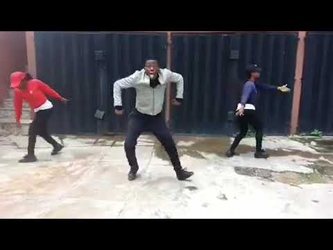 Yemi Alade  Knack Am dance step and cover