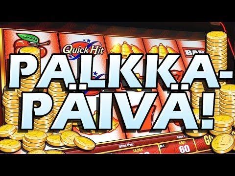 Veikkaus Feel Vegas - Palkkapäivä!