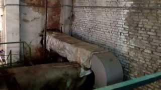 Установка пожарной сигнализации на мебельной фаб.
