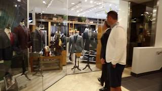 A Day at Hellman Clothiers with Luke Fickell
