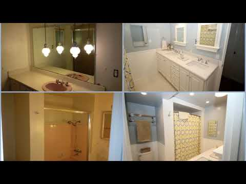 ★ TOP 40 ★ Small Bathroom Remodel Before And After Photos
