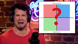 Steven Crowder Takes the Political Compass Test! | Louder with Crowder