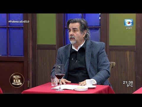 Gustavo Zubía y la Dra. Alejandra Rey