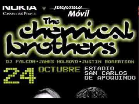 The Chemical Brothers   Live @ Santiago De Chile 2004