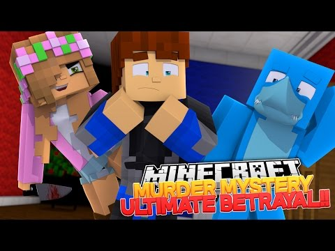 THE ULTIMATE BETRAYAL BY LITTLE KELLY !!! Murder Mystery Sharky Adventures