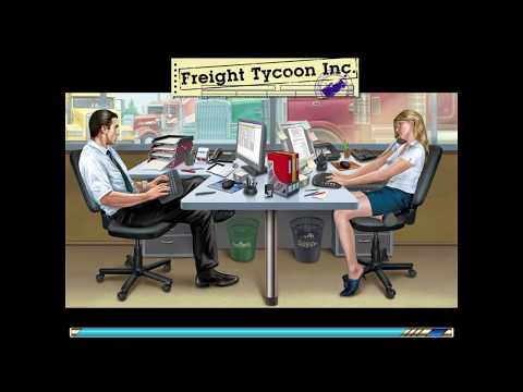Freight Tycoon Inc. - Gameplay - Mission 2 Forest River |