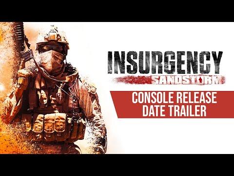 [PAX EAST 2020] Insurgency: Sandstorm - Console Release Date Trailer