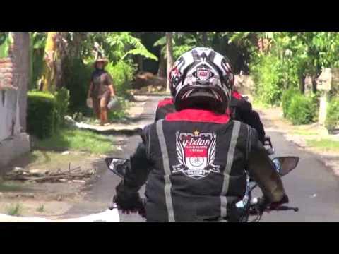 Touring Akhir Tahun 24 - 28 Desember 2014 NVLF Jakarta Goes to Jogja