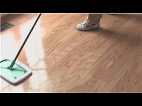 Floor Care : How to Clean Vinyl Floors - YouTube